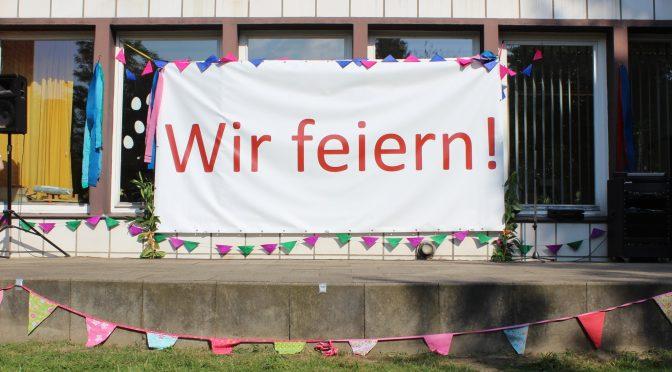 Unser Sommerfest 2016