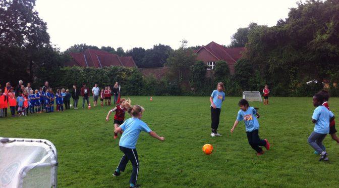 7. Hohenhorster Mädchen Fußballturnier