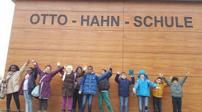 Mathematik-Team-Wettbewerb an der Otto Hahn Schule