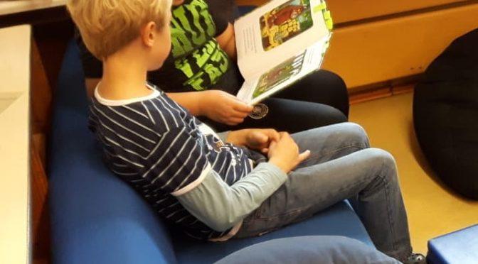 Groß liest für Klein